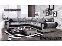 tango corner couch/all variety of fabric and colors available E