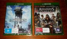 BRAND NEW XBOX 1 GAMES Tuggerah Wyong Area Preview