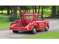 Classic mini wanted van pickup project estate clubman domino pimlico scamp kit car