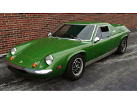 LOTUS EUROPA WANTED LOTUS EUROPA WANTED LOTUS EUROPA WANTED LOTUS EUROPA WANTED