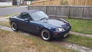 1999 Mazda MX-5 Alderley Brisbane North West Preview