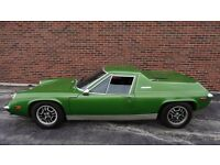 LOTUS EUROPA WANTED LOTUS EUROPA BOUGHT IN ANY CONDITION