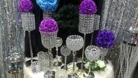 Reception, Centerpieces,----- Rentals or to Own