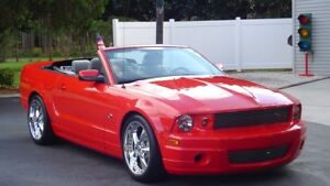 Wanted 2002 -2007 Mustang convertible GT 5 speed