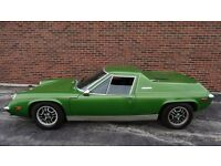LOTUS EUROPA WANTED IN ANY CONDITION FROM RESTORED TO ORIGINAL RESTORATION PROJECT