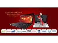 Computer Service - Laptops Repair Fix - PC Repair - Tablets ( No Fix - No Fee ) Mobile Service