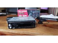 PIONEER DEH-S4000 BT CAR STEREO AS NEW IN BOX