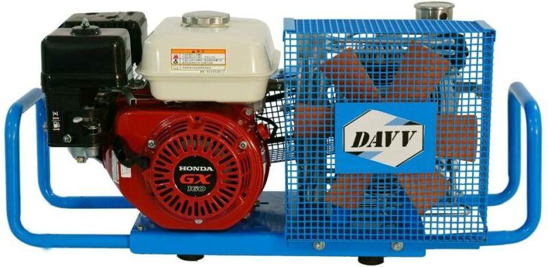 High Pressure Air Compressor 5.5-HP W/Gas Engine 3.5cfm 4500 Psi Scuba Tank/PCP