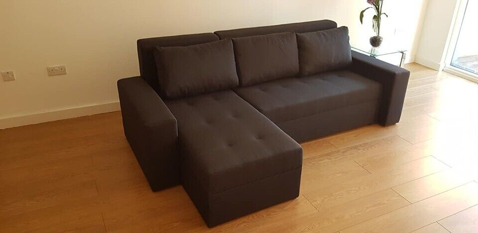 Super Brand New Corner Sofa Bed With Storage In Luton Bedfordshire Gumtree Pdpeps Interior Chair Design Pdpepsorg