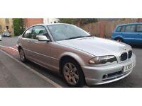 BMW 3 series 318 2000 1.9L petrol automatic