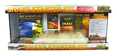 Exo Terra Snake 20 gallon long Starter Kit