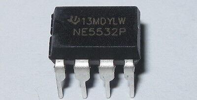 Ne5532 Dual Low Noise Operational Amplifiers Op-amp Dip8