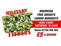 Military Boot-camp Classes
