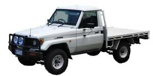 Genuine Toyota Land Cruiser 75 78 80 90 100 series now wrecking Weston Cessnock Area Preview