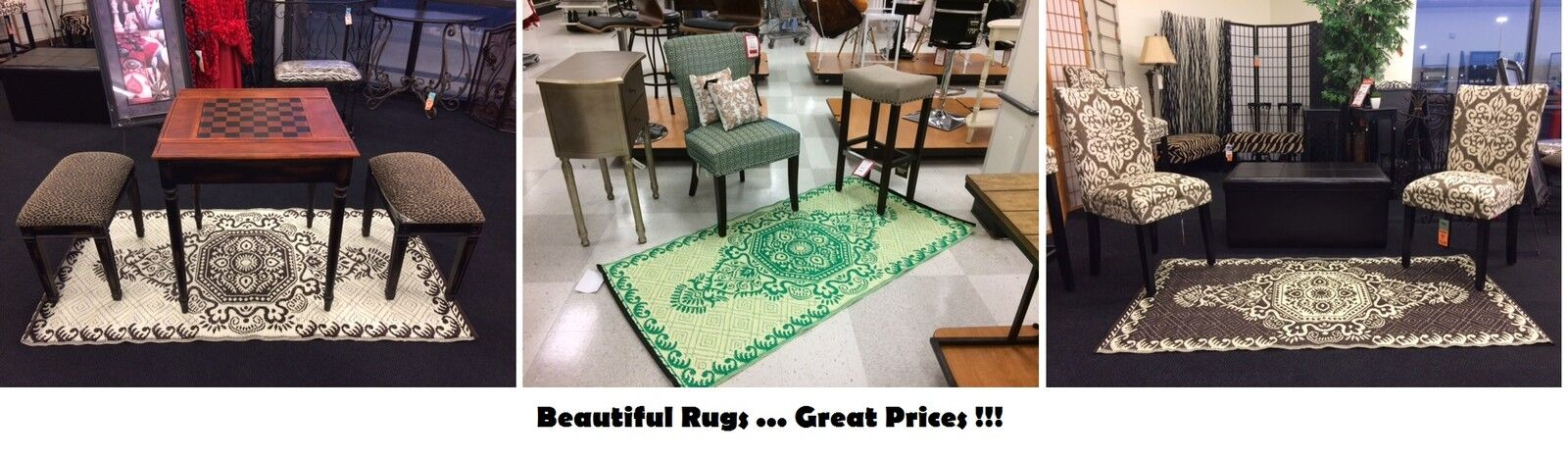 Outdoor-Indoor Rugs BalajeesUSA