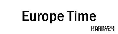 Europe-Time