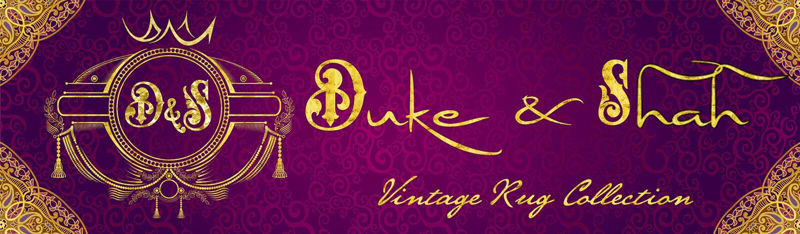Duke & Shah Vintage Rug Collection