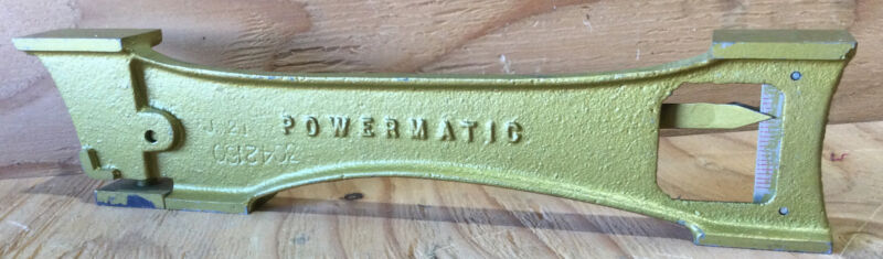 POWERMATIC JOINTER QUIK-SET KNIFE GAUGE MODEL 150