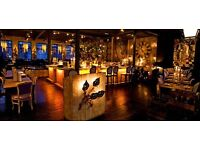 Head Bartender required for busy bar/restaurant just off Shoreditch High Street