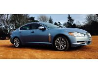 2010 Jaguar XF 3.0 TD V6 Premium Luxury. Very low mileage clean example.