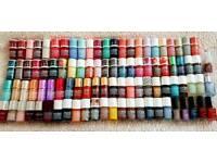 95 nail polish - Models Own, Nails Inc, Kiko