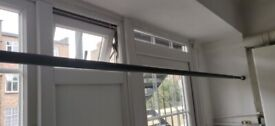 Tension Curtain Rod, 198 to 274 cm