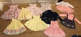 3-6 months baby girl dresses FREE