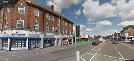 Optician Business and Lease for sale- Prominent high street location.