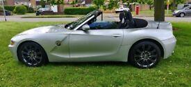 image for BMW, Z4, Convertible, 2005, Manual, 1995 (cc), 2 doors