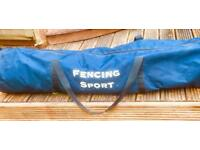 Fencing Sport - Full set of clothe and carry bag