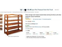 Shoe Rack Large