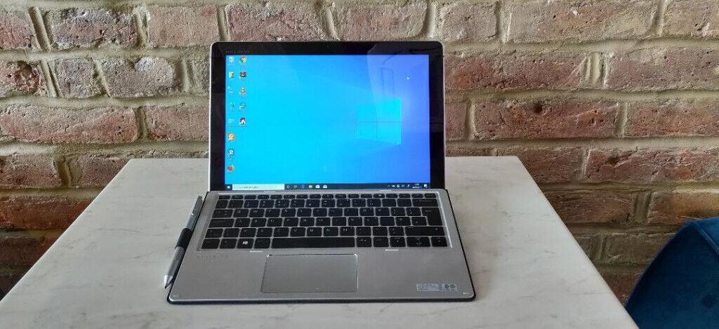 HP ELITE X2 G2 1012 2-in-1 Tablet Core i5 7th Gen 16GB RAM 256GB SSD Pen  Touch | in Haringey, London | Gumtree