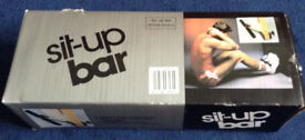 Fitness Sit-Up Bar