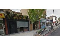 A1 Shop for sale in prime location on Tower Bridge Road. Initial lease being offered for free