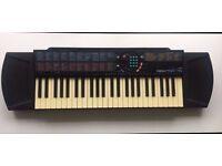 Yamaha PSR-76 Advanced Wave Memory Electronic Keyboard 49 keys