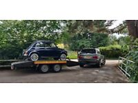 Norwich Recovery - Car & Van recovery vehicle delivery transport Caravan motorbike Nationwide