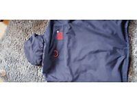 Superdry Large Fleece lined jacket