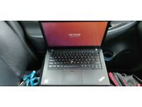 LENOVO T480 laptop i7 32GB 500GB SSD