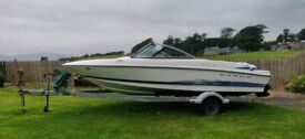 Maxum 1800 Bow rider Speedboat. Very well cared for. 2006 year. Located in Northern Ireland