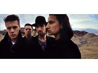 U2 - 9July - Twickenkham - 2 standing tickets