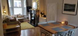Two bedroom house beautifully decorated & fully furnished