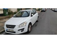 Kia, CEED, 2008, 1.6, (Damage and rust on passenger door and rear bumper, see pics and description)
