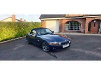 BMW Z4 Convertible, 2003, Manual, 2494 (cc), 2 doors