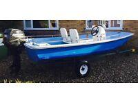 13ft Dory Boat