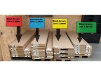 HASVIK black-brown sliding doors for 200x236cm PAX wardrobe, IKEA Bristol #bargaincorner
