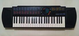 Yamaha PSR-76 Advanced Wave Memory Electronic Keyboard