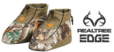 Hunting / Ice Fishing Boot Covers - Arctic Shield Boot Insulators Realtree CAMO (Camo Boot Covers)