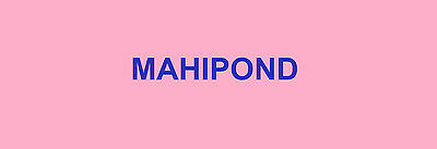 mahipond