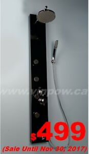Shower Panel On Sale! Luxury Shower Experience but Affordable!