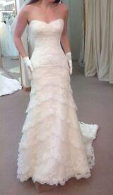 Beautiful Unworn Sottero & Midgely 'Ashleigh' Wedding Dress - Size 10/12